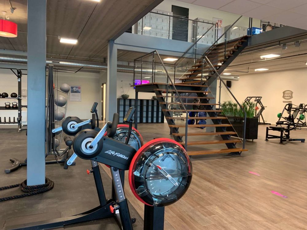 ProFit Gym Emmen Sportschool Binnenkant