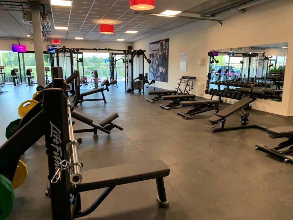 ProFit Gym Emmen Sportschool Gewichten