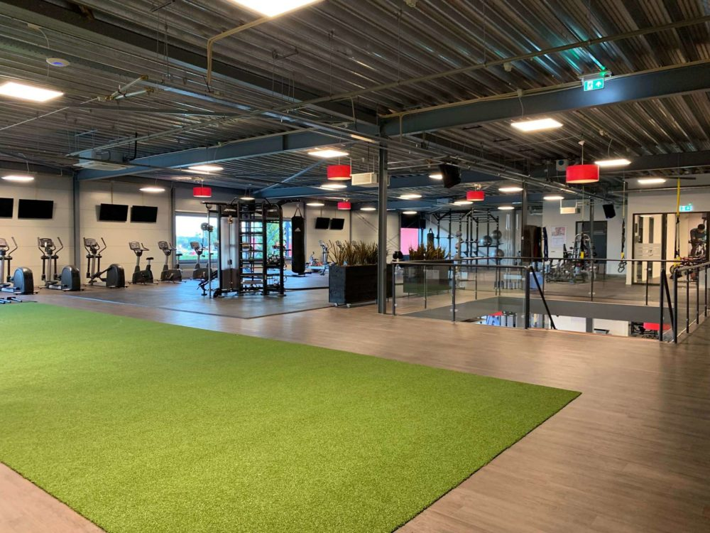 ProFit Gym Emmen Sportschool 1e verdieping