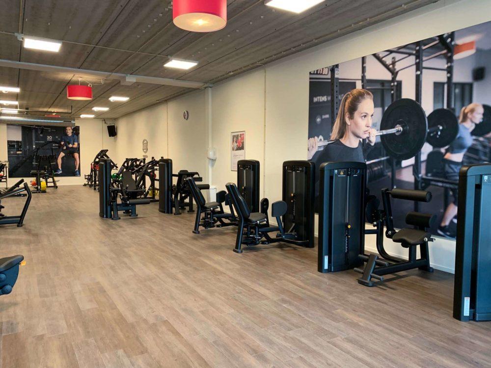 ProFit Gym Emmen Sportschool Krachttraining