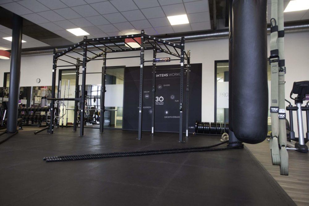 Sportschool Assen ProFit Gym Spiermassa