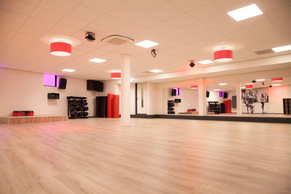 Sportschool Assen ProFit Gym Leszaal