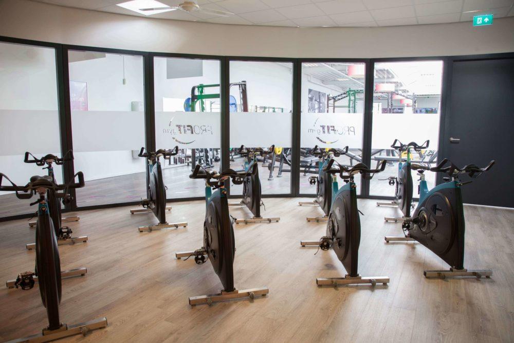 Sportschool Dalfsen ProFit Gym Spinning