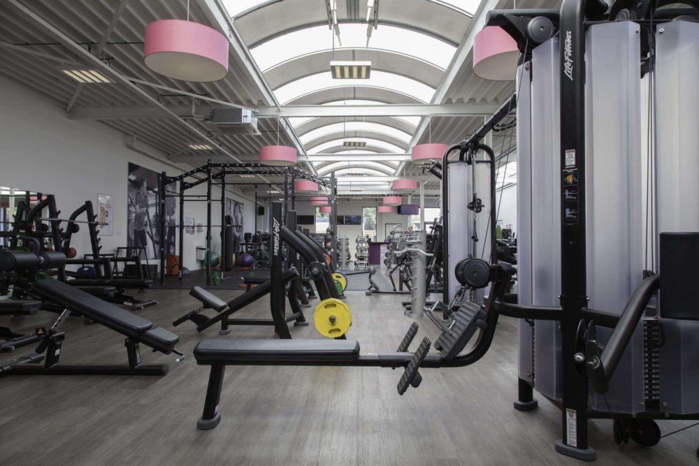 Sportschool Dalfsen ProFit Gym Krachttraining