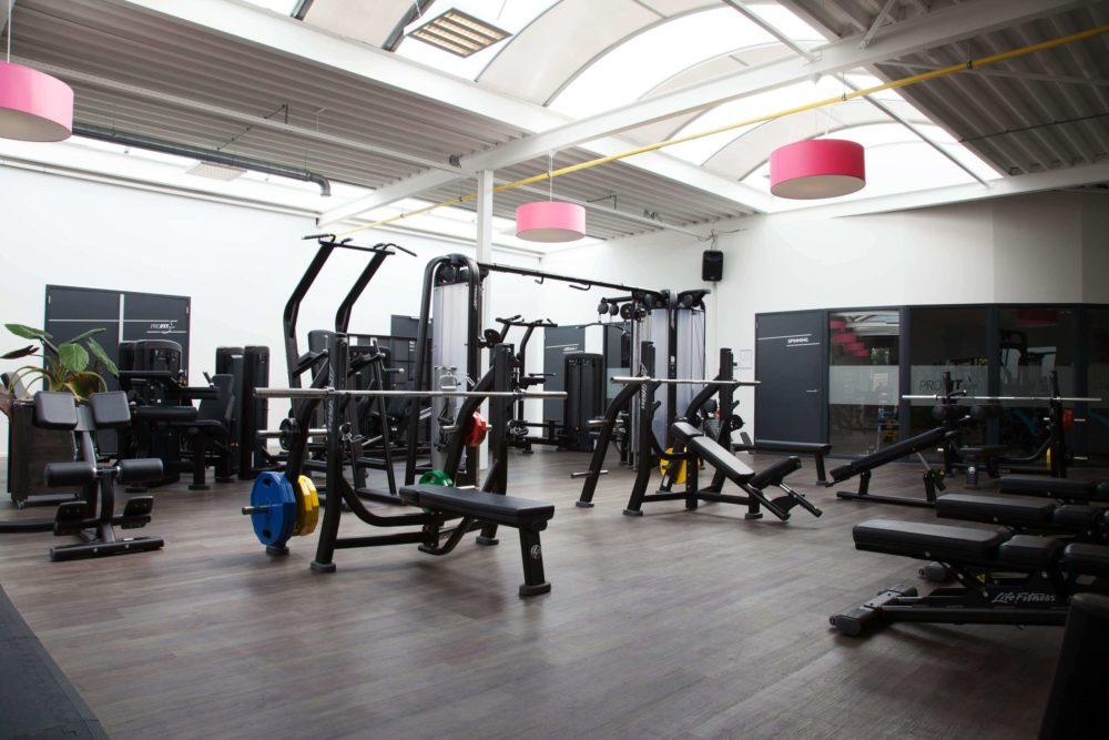 Sportschool Dalfsen ProFit Gym Gewichten