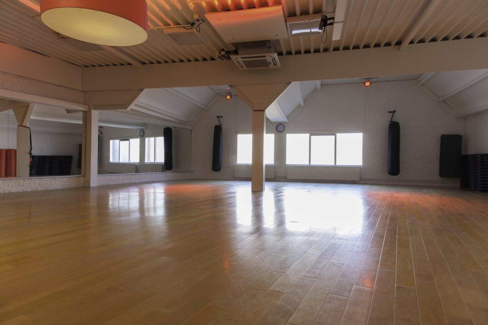 Sportschool Hardenberg ProFit Gym Leszaal