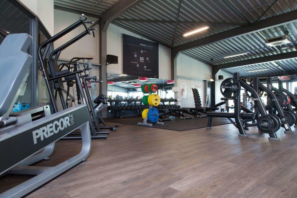 Sportschool Ommen ProFit Gym Gewichten