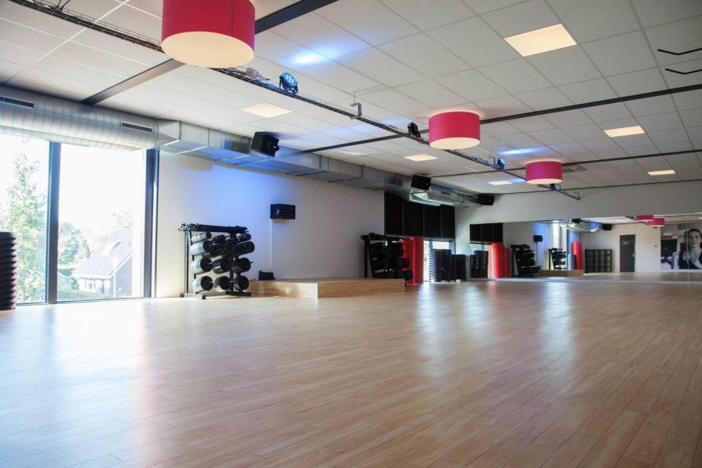 Sportschool Zwolle Stadshagen ProFit Gym Leszaal