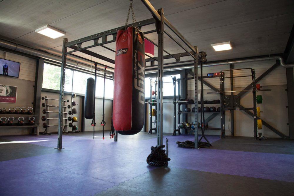 Sportschool Zwolle Stadshagen ProFit Gym Boksbal