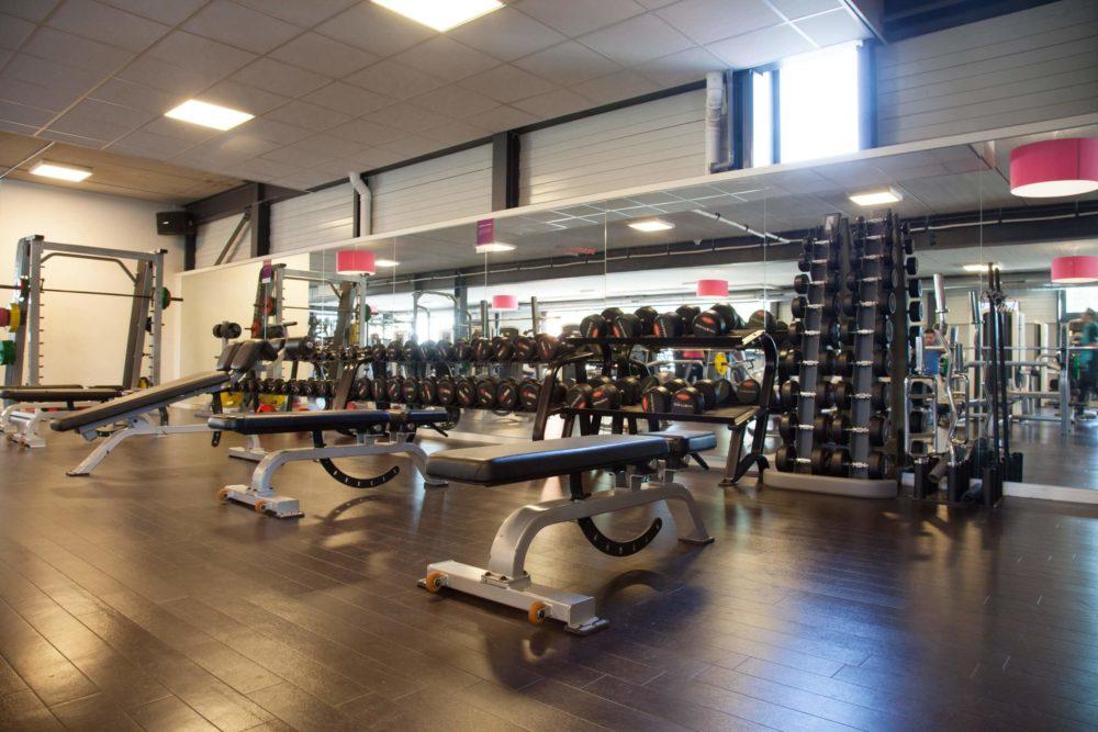 Sportschool Zwolle Stadshagen ProFit Gym Gewichten
