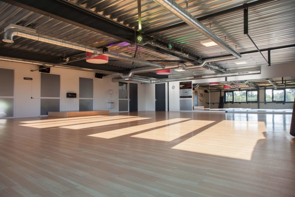 Sportschool Zwolle Zuid ProFit Gym Leszaal