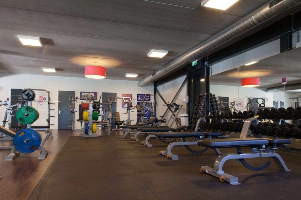Sportschool Zwolle Zuid ProFit Gym Gewichten