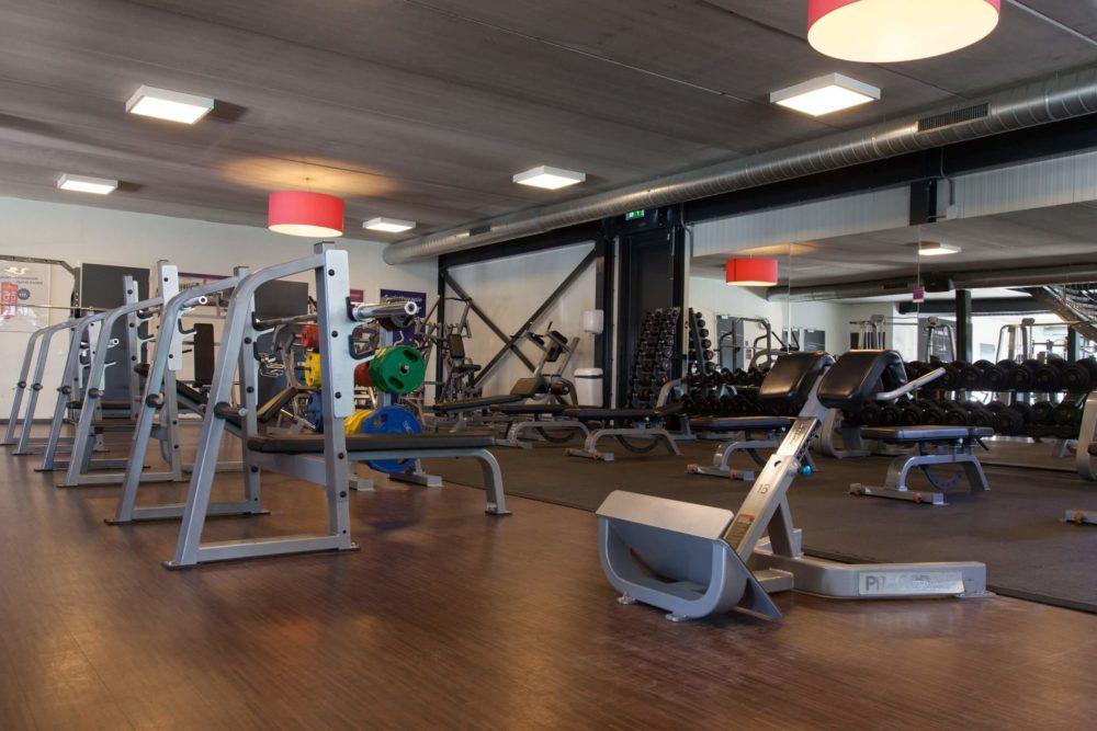 Sportschool Zwolle Zuid ProFit Gym Krachttraining