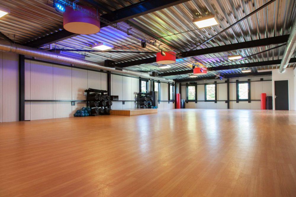 Sportschool Zwolle Zuid ProFit Gym Leszaal 2