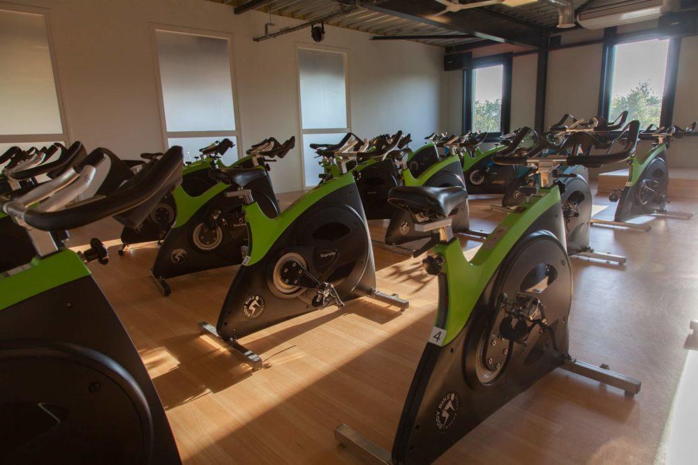 Sportschool Zwolle Zuid ProFit Gym Spinning