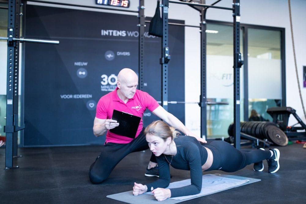 10 Persoonlijke Begeleiding ProFit Gym Sportschool
