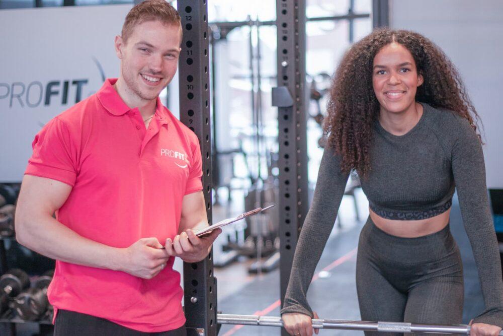Persoonlijke Intake Profit Gym Sportschool