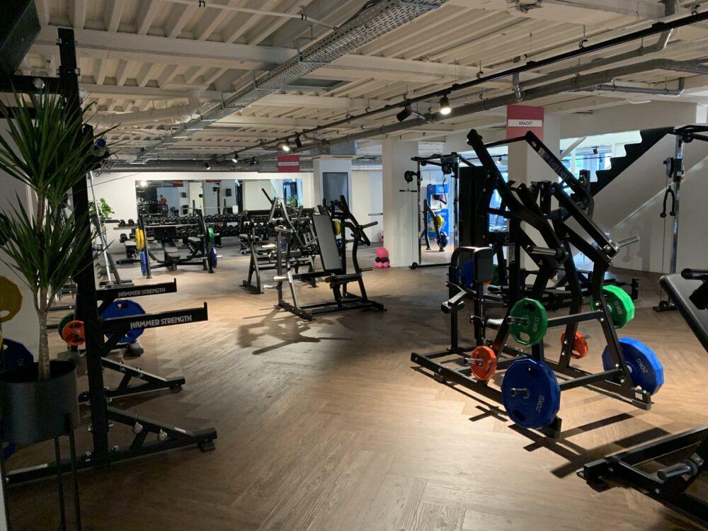 ProFit Gym Sportschool Groningen V1